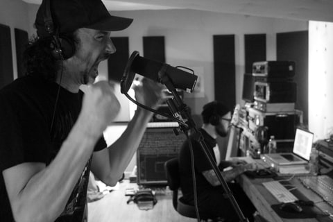 Gojira; In Studio; Video