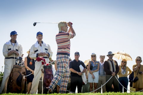 Jon Daly; Adam Scott; Golf; Adult Swim