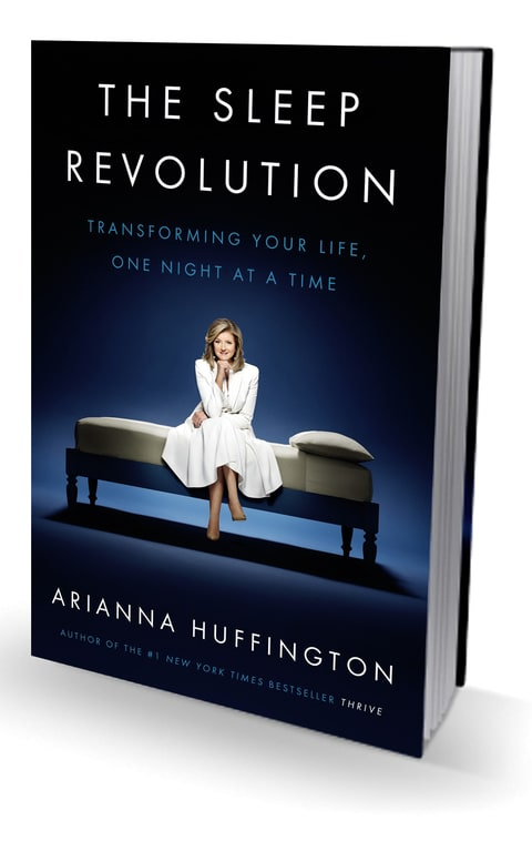 The Sleep Revolution; Arianna Huffington