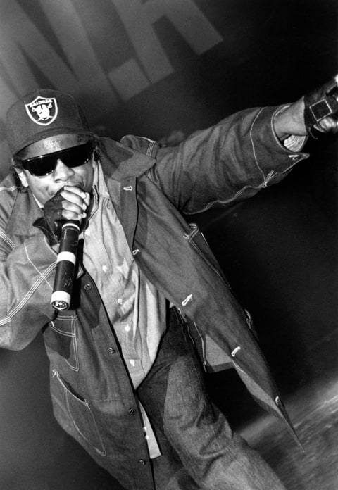 Eazy E; Rock and Roll Hall of Fame