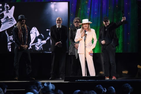 Cheap Trick; Rock and Roll Hall of Fame; 2016