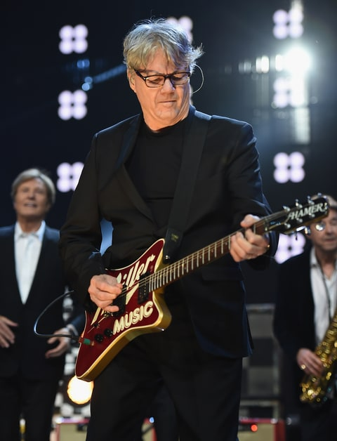 Steve Miller; Rock Hall of Fame