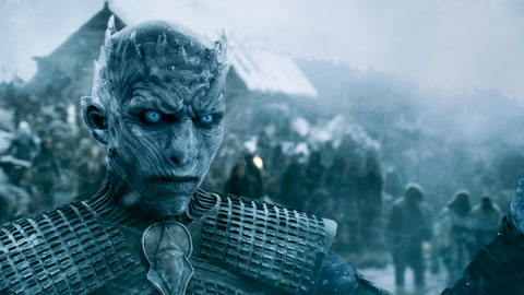 White Walker King