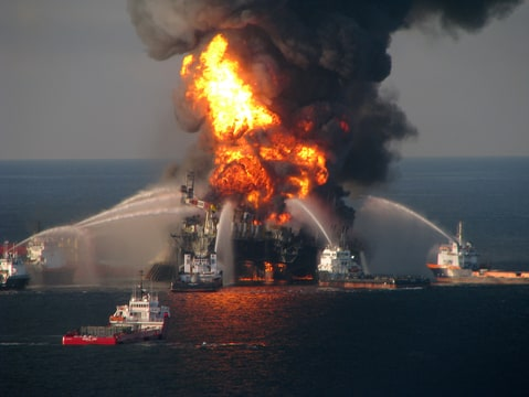 BP, Oil Spill
