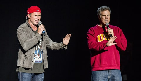 Chad Smith; Will Farrell