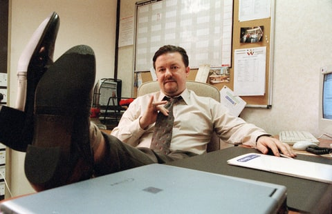 Ricky Gervais; David Brent; The Office
