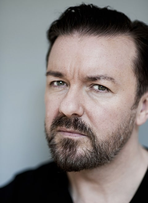 Ricky Gervais; Q&A; Rolling Stone