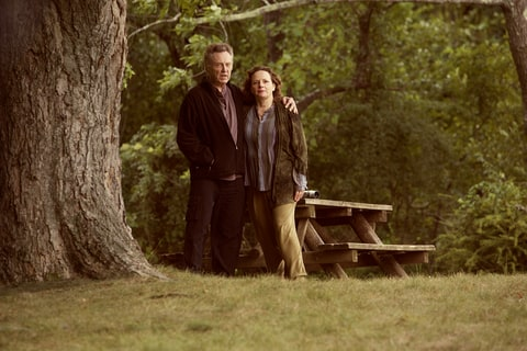 The Family Fang; Christopher Walken