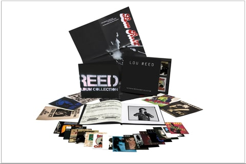 Lou Reed; Album; Box Set