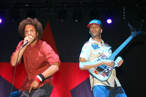 Rage Against the Machine; 2007