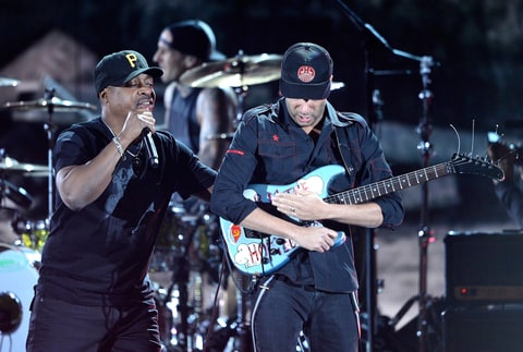 Tom Morello; Chuck D
