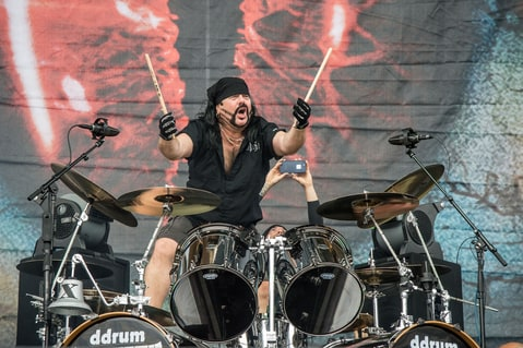 Vinnie Paul; Hellyeah; Rock on the Range; Music; Festival