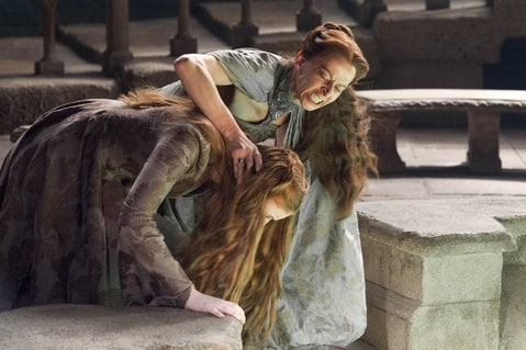 Lysa Arryn Game of Thrones Villians