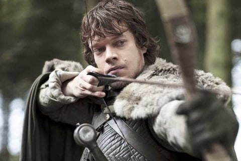Theon Greyjoy Game of Thrones Villians
