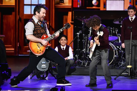 School of Rock Cast Performing Tony Awards