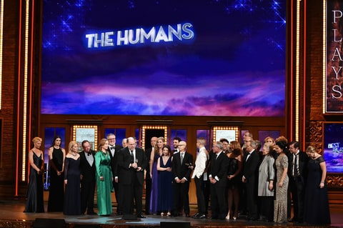 Humans Win Tony Awards