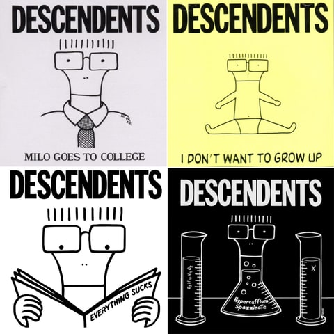 The descendents milo
