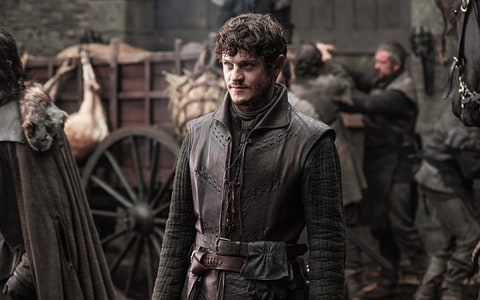 Iwan Rheon Game of Thrones