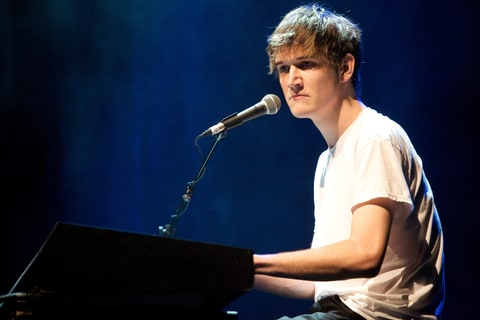Bo Burnham Performing Stage United Kingdom