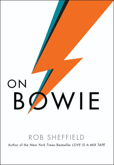 On Bowie Rob Sheffield Cover