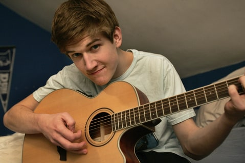 Bo Burnham Sitting Room YouTube Videos