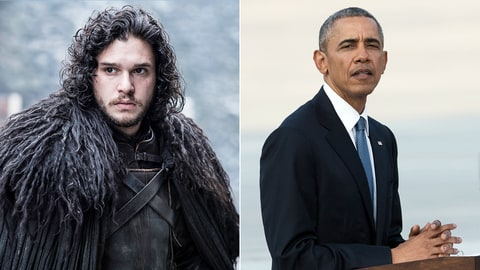 Game of Thrones GOT Election Whos Who DC