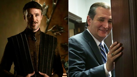 Littlefinger Ted Cruz Game of Thrones