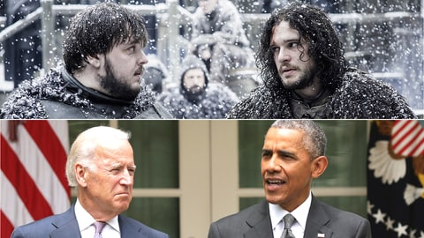 Game of Thrones Whos Who GOT Election Politics