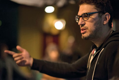 "HACKERS DELIGHT Skeptical TV execs told Esmail that ""people on keyboards aren't interesting."