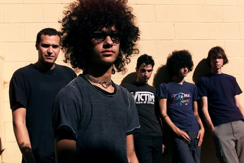 rock band, At The Drive In, Pall Hinojos, Omar Rodriguez, Tony Hajjar, Cedric Bixler, Jim Ward