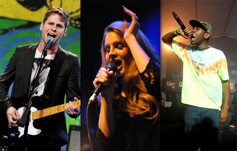 Foster the People, Lana Del Rey Tyler the Creator