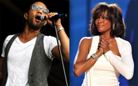 John Legend Remembers Whitney Houston