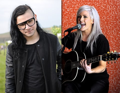 Skrillex is Dating Ellie Goulding