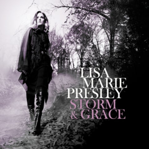 Lisa Marie Presley's Storm And Grace