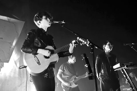 Tegan and Sara, guitar, new song, heartthrob, february, LA