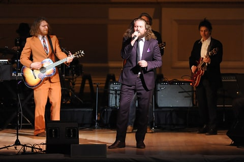 jim james carnegie hall tibet house