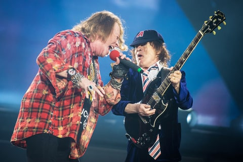 AC/DC's Angus Young Talks Retirement, Malcolm Young Health Update news