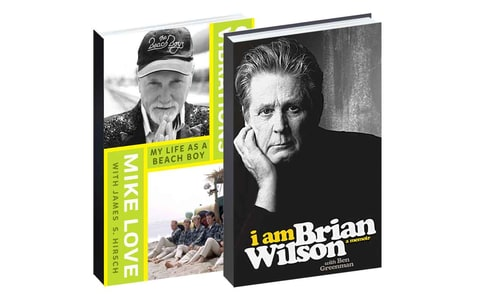 Beach Boys Brian Wilson, Mike Love Tell All in Starkly Different Memoirs news