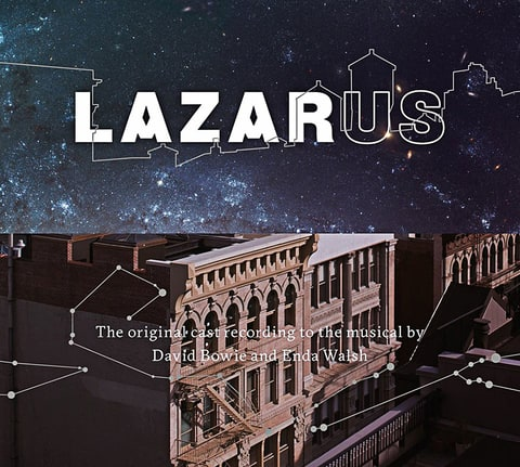 David Bowie's Final Recordings to Appear on 'Lazarus' Cast Album news