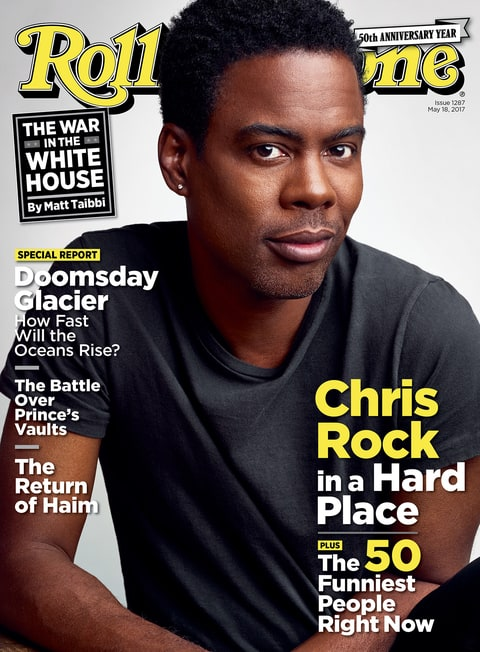 Image result for CHRIS ROCK rolling stone magazine