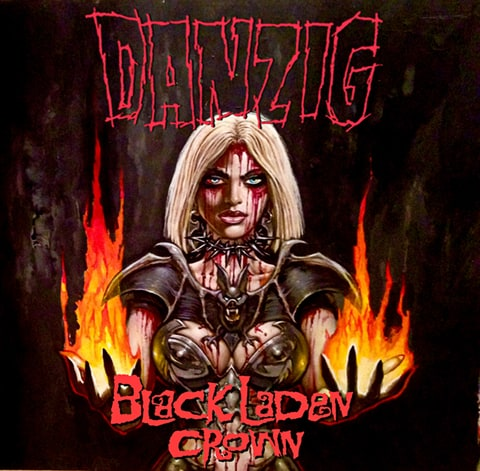 Danzig Announce New Record in Seven Years, 'Black Laden Crown'