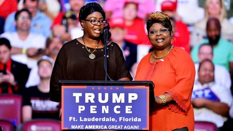 Diamond and Silk, Trump, Outspoken, Supporters, Donald Trump