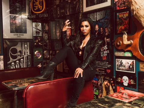 jessica pimentel,jessica pimentel interview,orange is the new black,alekhine's gun,jessica pimentel oitnb,maria ruiz,jessica pimentel metal,jessica pimentel peter steele,peter steele,orange is the new black metal