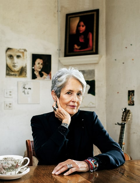 joan baez, joan baez interview, joan baez rolling stone, joan baez rock and roll hall of fame, joan baez hall of fame, joan baez bob dylan, joan baez indigo girls, joan baez grateful dead