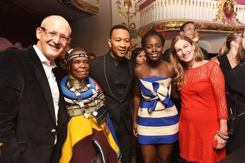 John Legend on Writing Romantic Song 'Start' for Obamas Biopic news