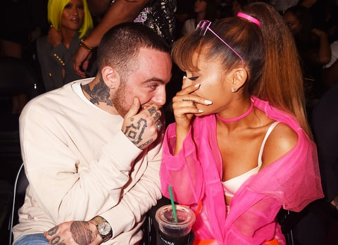 Mac Miller on 'Lounge Singer' Makeover, Working With Ariana Grande news