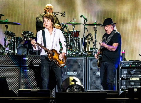 Desert Trip: How Classic Rock Mega Fest Proved Doubters Wrong news
