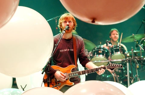 phish, phish interview, phish rolling stone, phish profile, phish new music