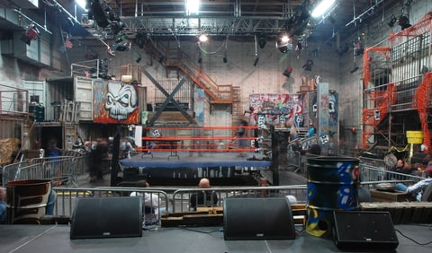 MTV's Failed Attempt at Professional Wrestling
