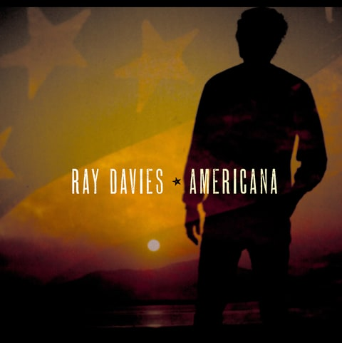 Image result for Ray Davies: Americana